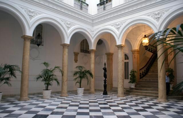 Patio del Edificio Edipsa
