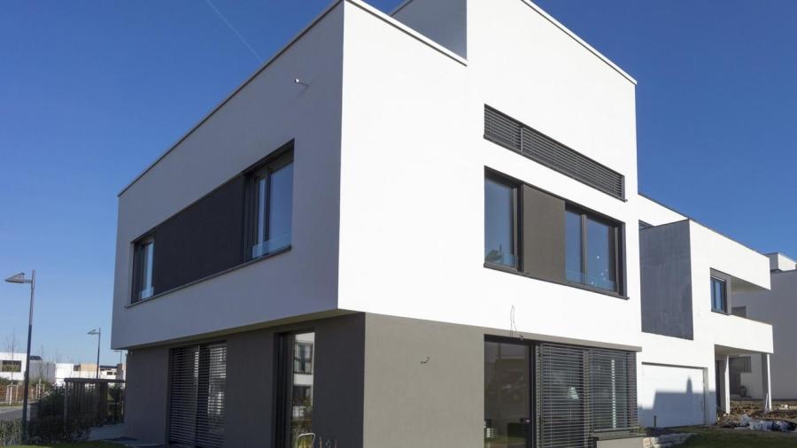 Los proyectos de nuevas viviendas se duplican