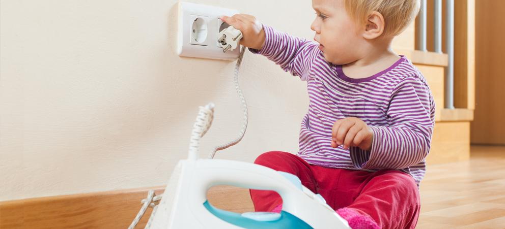 Accidentes en el hogar: ¿Cómo evitarlos?