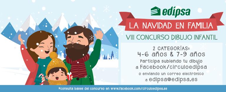 """VIII Edición del concurso """"La Navidad en familia"""""""