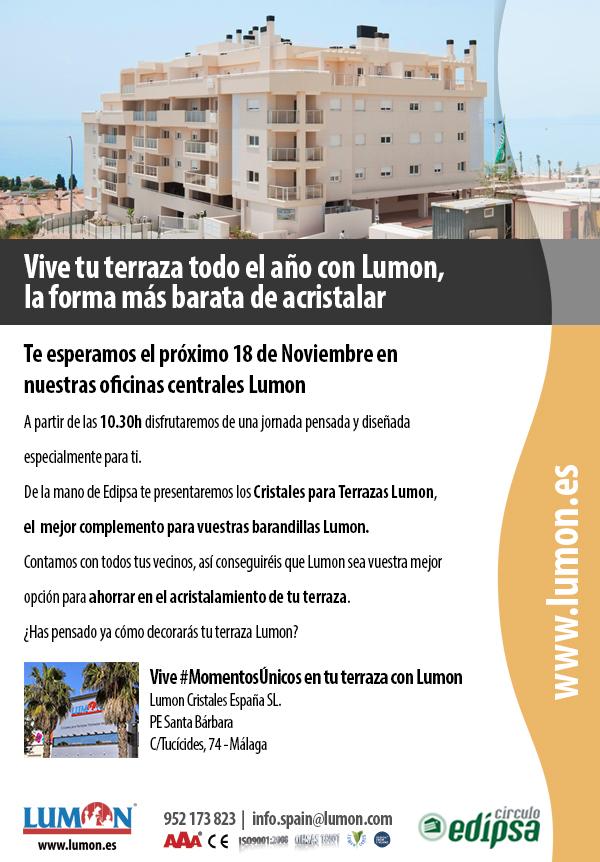 Presentación Lumon para clientes C.R. Los Saúcos Fase I