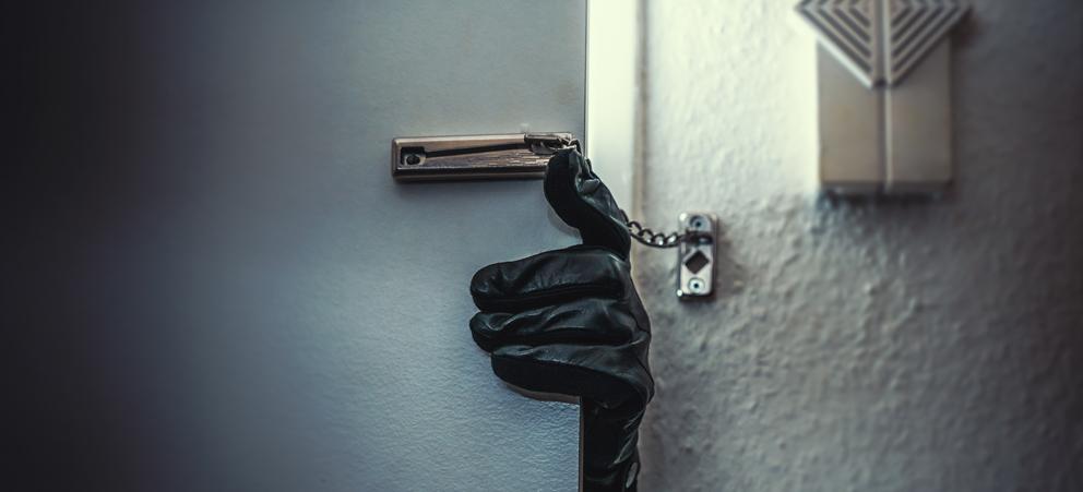 Evitar robos en el hogar