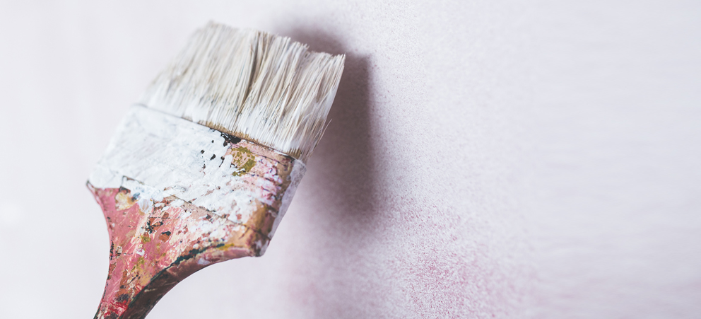 Trucos para pintar tu casa sin morir en el intento