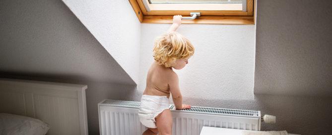 Contaminación del aire en el hogar