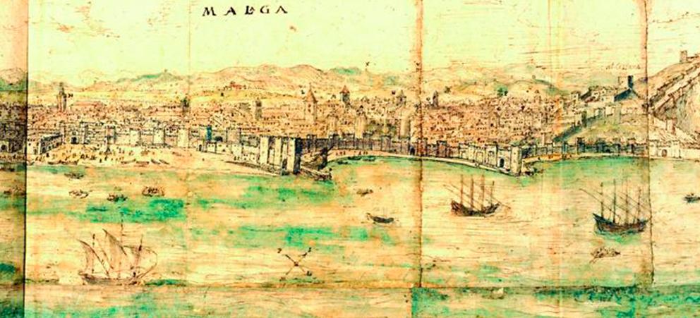 La Puerta del Mar, la más importante de la historia de Málaga