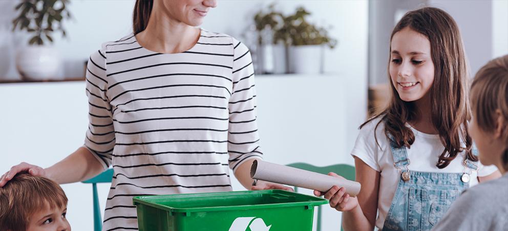 Pautas para el cuidado del medio ambiente desde el hogar
