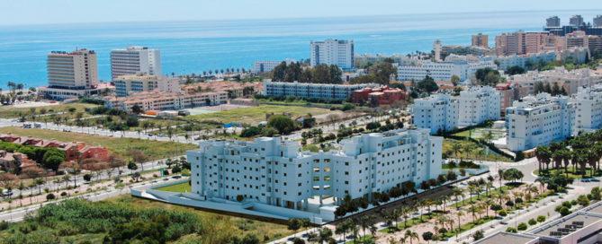 Viviendas de obra nueva en Málaga
