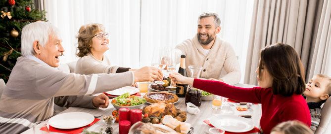 Recomendaciones para ser un buen anfitrión en Navidad