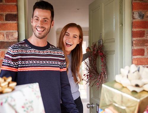 Navidad en casa y segura: Aspectos a tener en cuenta para proteger a las visitas de un contagio