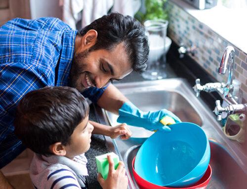 Las mejores recomendaciones para organizar las tareas del hogar en familia
