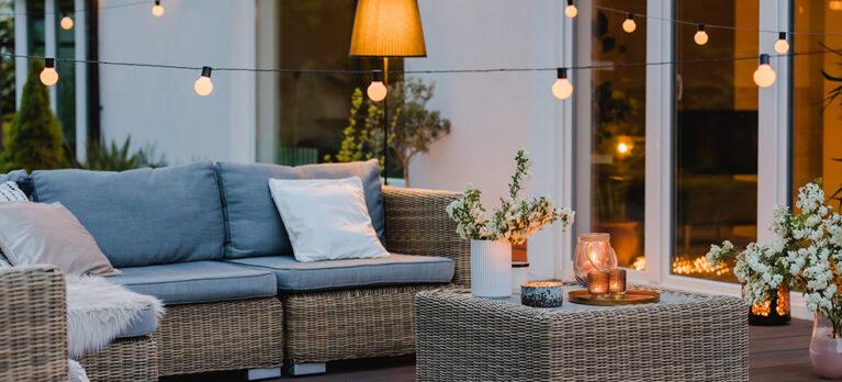 Tips para decorar la terraza