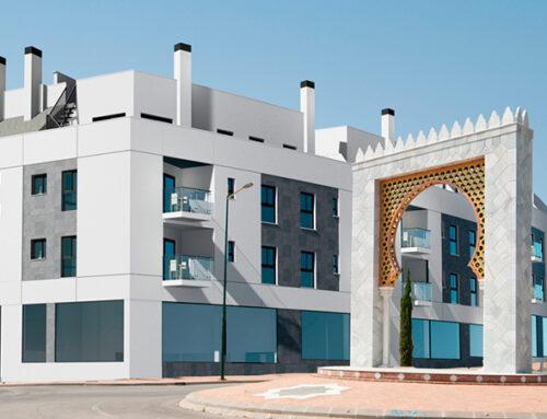 Promoción de viviendas en Málaga: Edipsa Dalias